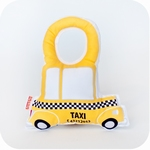 Rattle Taxi - Yellow