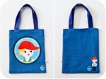 Totebag Boy - Blue